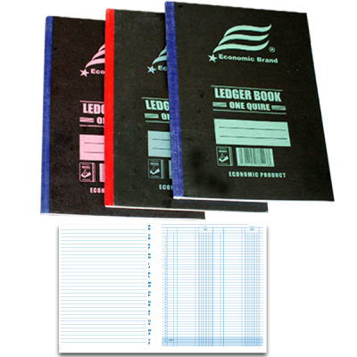 ledger book