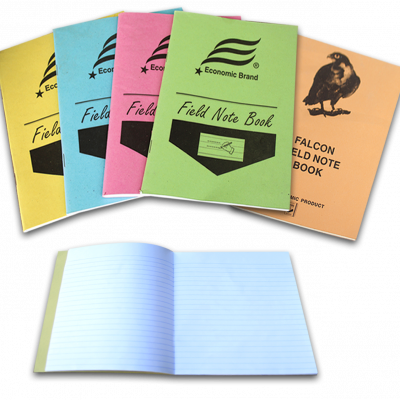 FIELD NOTE BOOKS